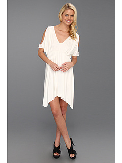 SALE! $61.99 - Save $140 on Rachel Pally Shadow Dress (White) Apparel - 69.31% OFF $202.00
