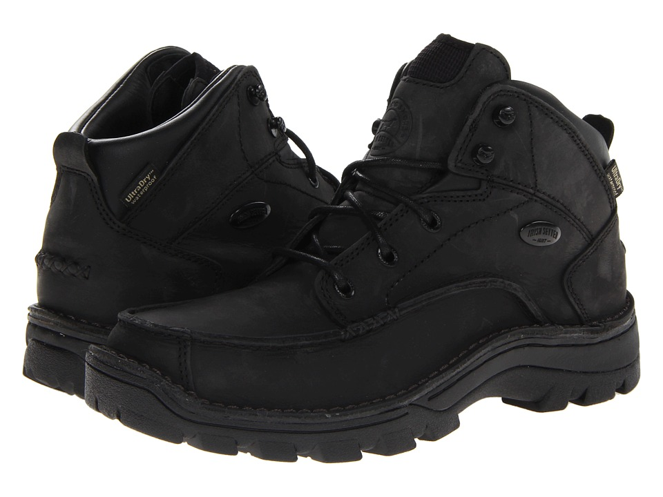 Irish Setter - Borderland Chukka (Black) Men's Boots