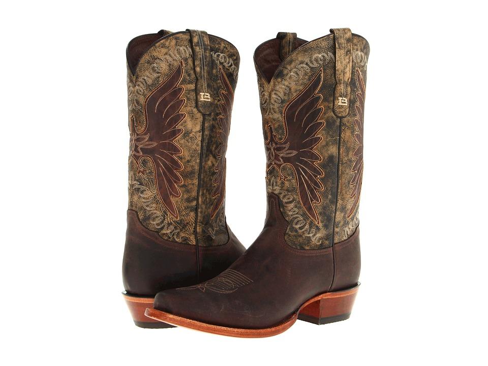 Tony Lama - 6064 (Cognac) Cowboy Boots