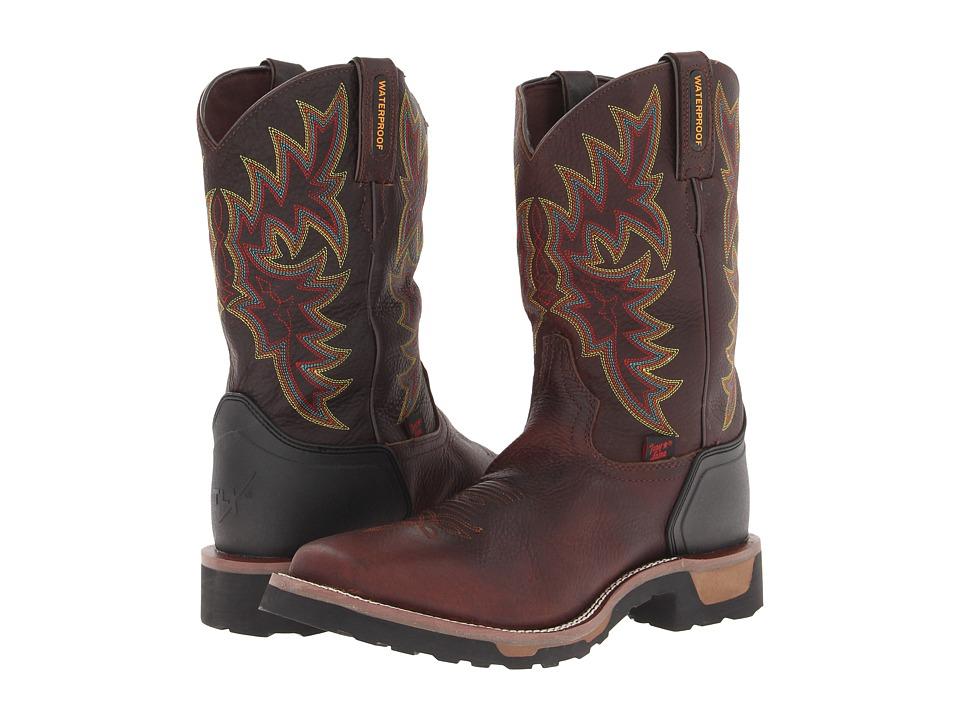 Tony Lama - TW1062 (Bark) Cowboy Boots