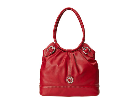 Relic - Bleeker Ring Shopper (Red) Tote Handbags