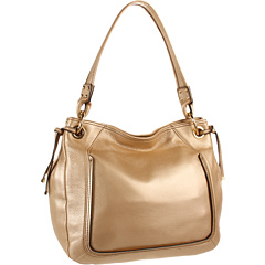 SALE! $136.99 - Save $111 on Perlina Handbags Simone Hobo (Gold) Bags and Luggage - 44.76% OFF $248.00
