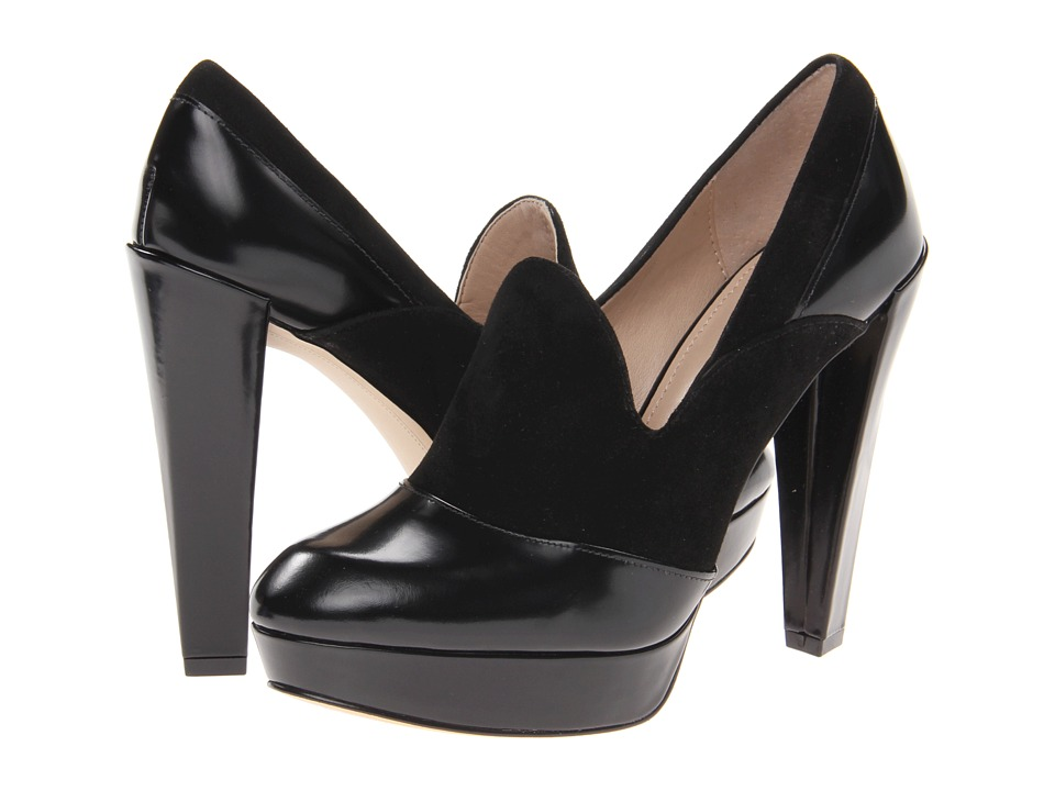French Connection - Nayla (Black) High Heels