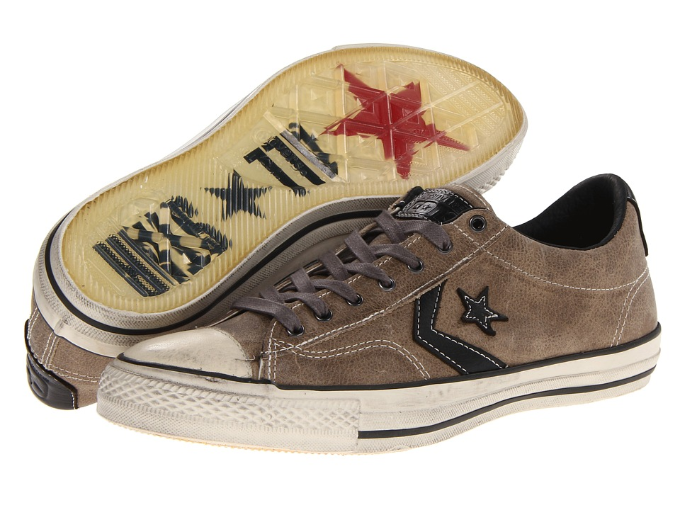Converse by John Varvatos - Star Player EV (Turtledove/Black) Shoes