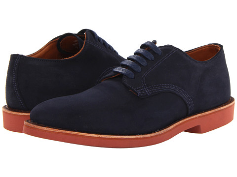Walk-Over - Abram (Midnight Navy Suede) Men's Lace up casual Shoes
