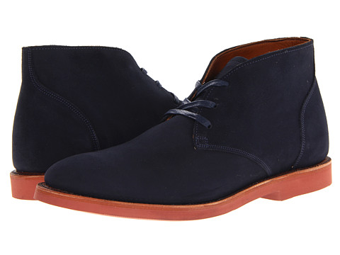 Walk-Over - Straits (Midnight Navy Suede) Men