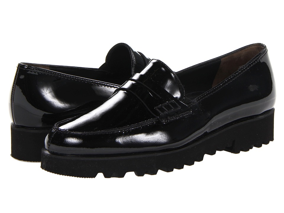 Paul Green - Dex (Black Patent) Women's Slip on Shoes
