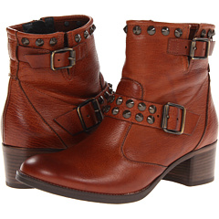 Paul Green Rail Boot (Saddle Leather) Footwear
