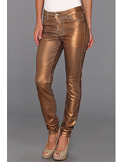 SALE! $91.99 - Save $73 on CJ by Cookie Johnson Joy Legging Metallic in Champagne Dust (Champagne Dust) Apparel - 44.25% OFF $165.00
