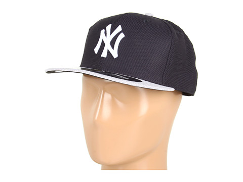 New Era - MLB New York Yankees Diamond Era 59FIFTY (Road Blue) Caps