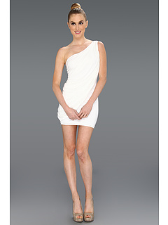 SALE! $109.99 - Save $88 on BCBGMAXAZRIA Sima Dress (White) Apparel - 44.45% OFF $198.00