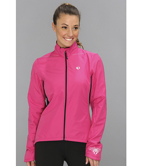 Pearl Izumi - W SELECT Thermal Barrier Cycling Jacket (Berry) Women's Coat