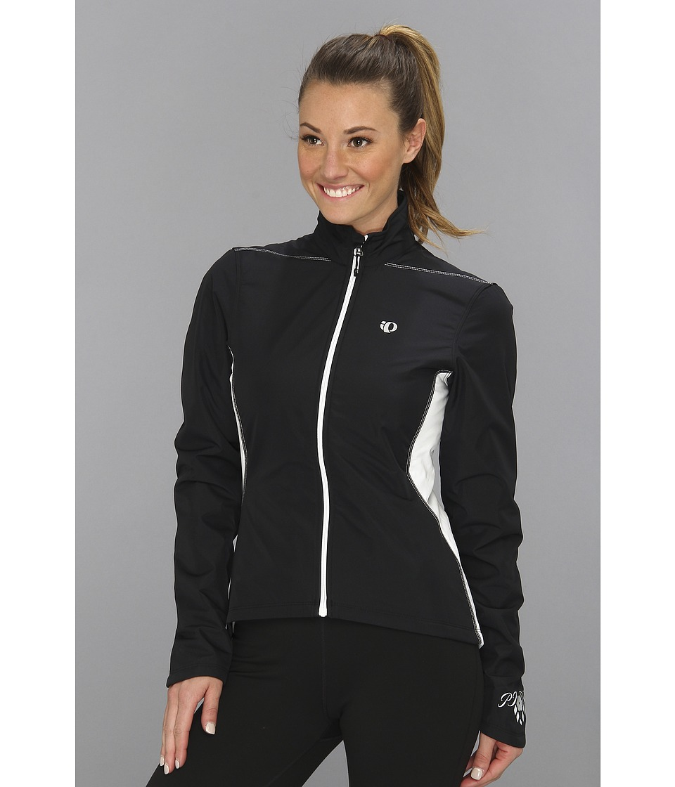 Pearl Izumi - W SELECT Thermal Barrier Cycling Jacket (Black/Black) Women's Coat
