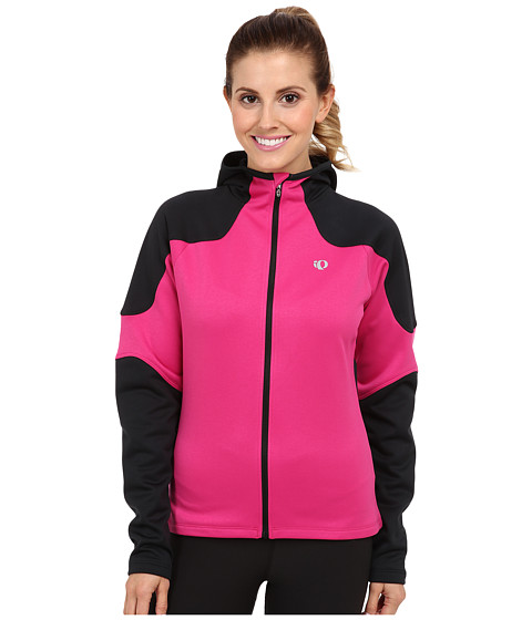 Pearl Izumi - Elite Thermal Cycling Hoodie (Berry) Women's Workout