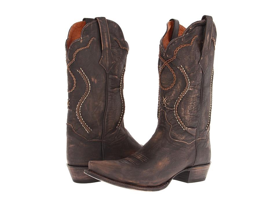 Dan Post Tyree (Brown) Cowboy Boots