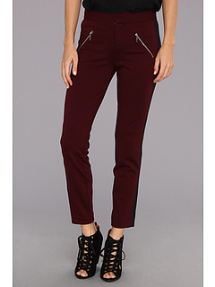 SALE! $74.99 - Save $175 on Rebecca Taylor Ava Pant (Bordeaux) Apparel - 70.00% OFF $250.00