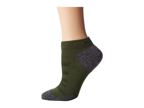 Keen Olympus Ultralite Low Cut (Dark Green) Women's Low Cut Socks Shoes