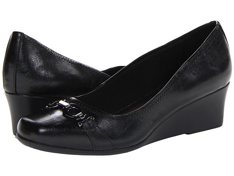 LifeStride - Galso (Black Iverson) Women's Wedge Shoes