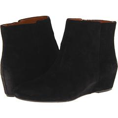 Nine West Metalina (Black Suede) Footwear