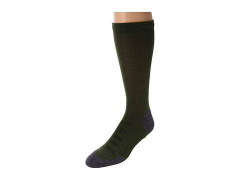 Keen Olympus Lite Crew (Dark Green) Men's Crew Cut Socks Shoes