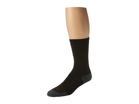 Keen Olympus Medium Crew (Slate Black) Men's Crew Cut Socks Shoes