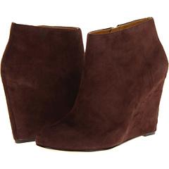 Nine West Riguma (Dark Brown Suede) Footwear