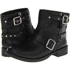 Nine West Tieler (Black Leather) Footwear