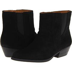 Nine West Sloane (Black Suede) Footwear
