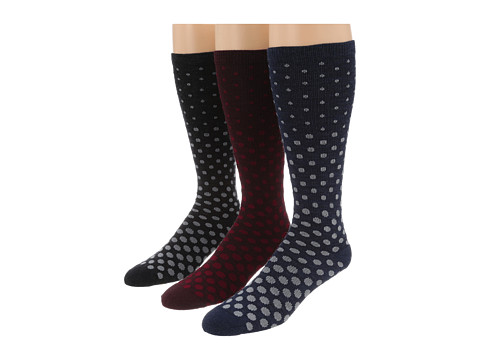 Keen - Dotty Ultralite Knee High 3-Pack (Port/Indigo/Charcoal) Women's Knee High Socks Shoes