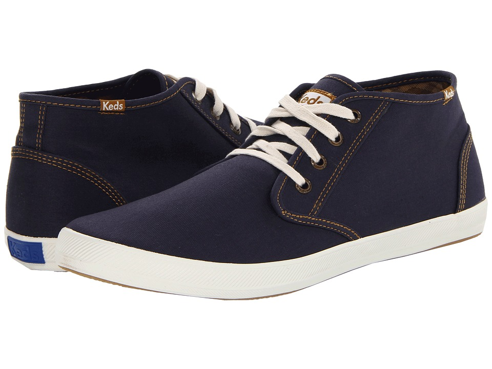 Keds Champion Chukka (Navy) Men's Lace up casual Shoes