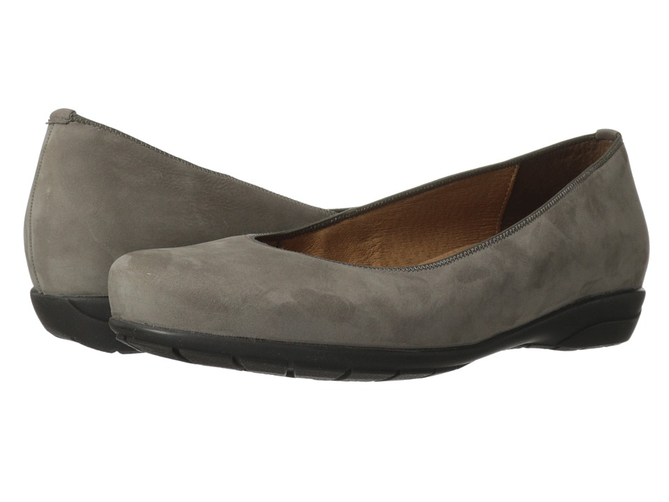 ara - Sasha (Walnut Nubuck Heaven) Women's Slip on Shoes