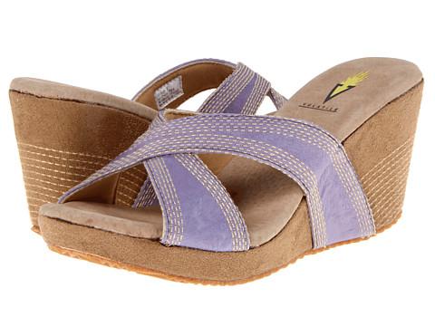 VOLATILE - Lanelines (Lavender) Women's Sandals