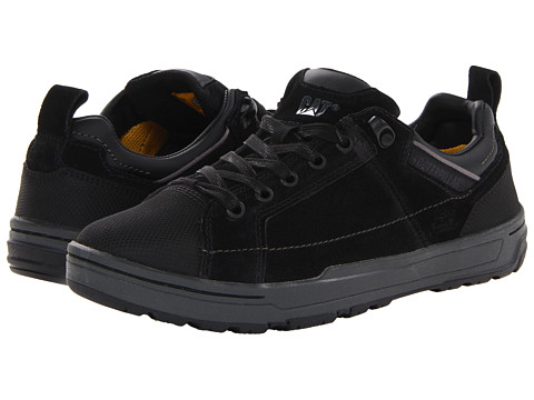 Caterpillar - Brode (Black Suede) Women's Industrial Shoes