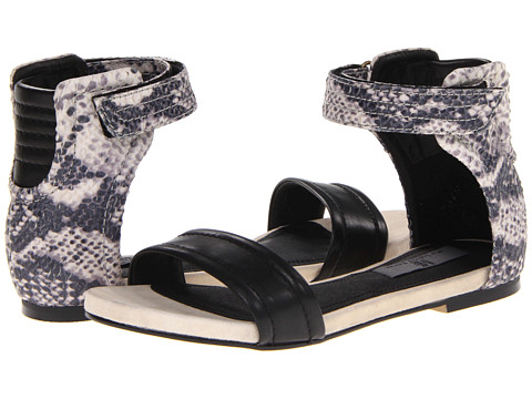 MIA - MLE - Flow (Black Snake) Women's Sandals