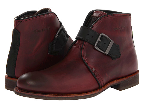 Caterpillar - Haverhill (Oxblood) Men