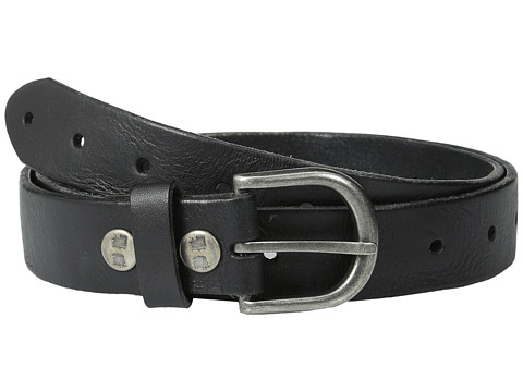 Bed Stu - Autry Belt (Black) Women's Belts