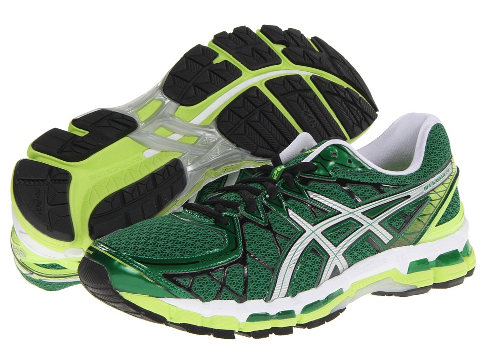 ASICS - Gel-Kayano 20 (Pine/Lightning/White) Men's Running Shoes