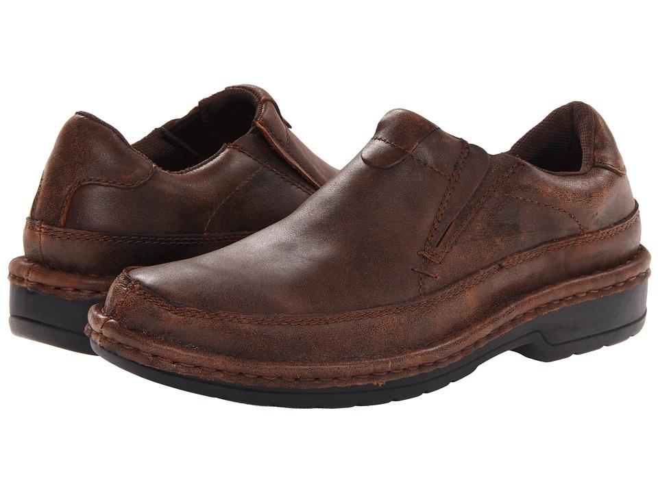 Roper Opanka Slip-On (Brown Vintage) Men