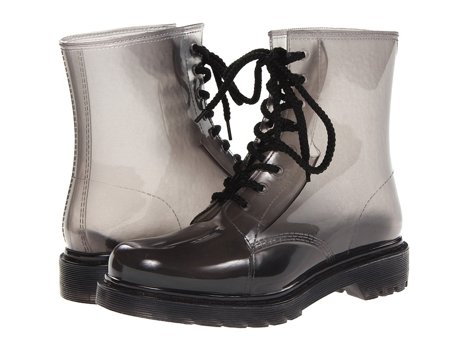 Dirty Laundry - Ratatat (Smoke) Women's Lace-up Boots
