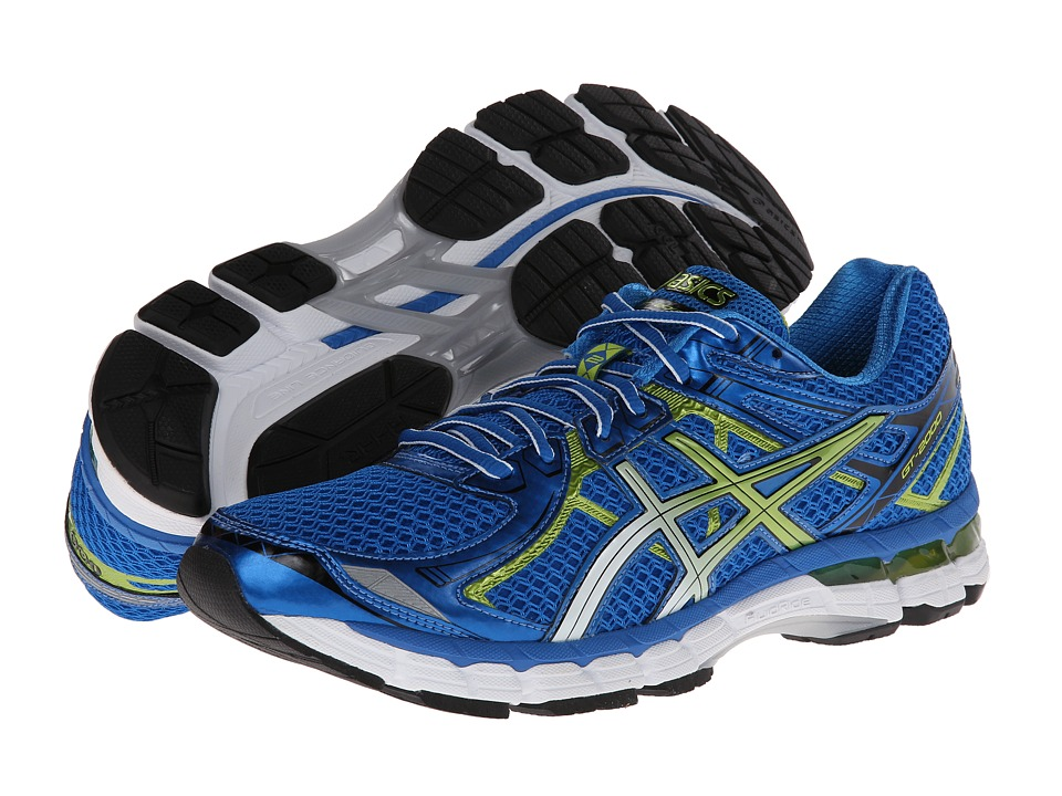 ASICS - GT-2000 2 (Royal/Limeade/White) Men