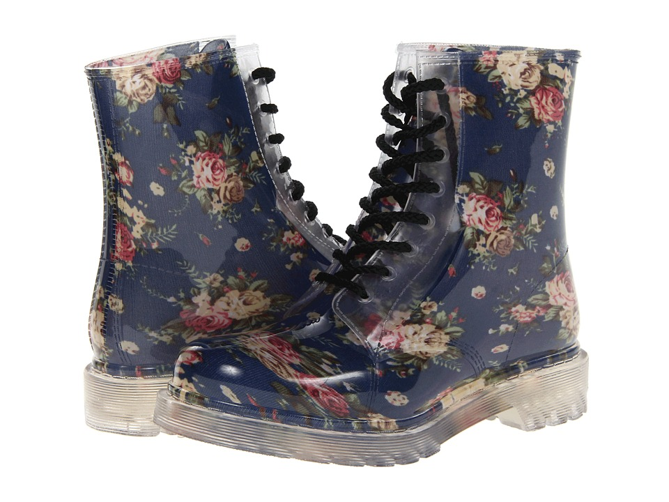 Dirty Laundry Rendition (Navy Floral) Women