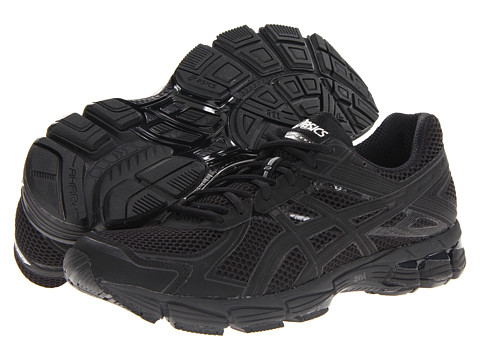 ASICS - GT-1000 2 (Black/Onyx/Lightning) Men's Running Shoes