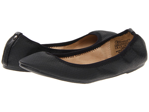 Wanted - Lario (Black) Women's Flat Shoes