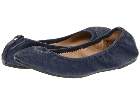 Wanted - Lario (Navy) Women's Flat Shoes