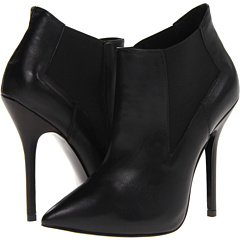 Steve Madden Devil (Black Leather) Footwear