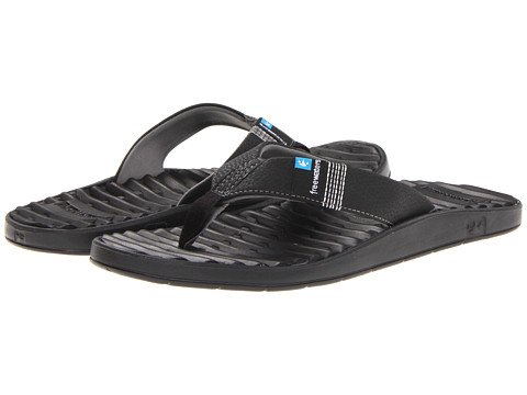 Freewaters - GPS (Black) Men's Sandals