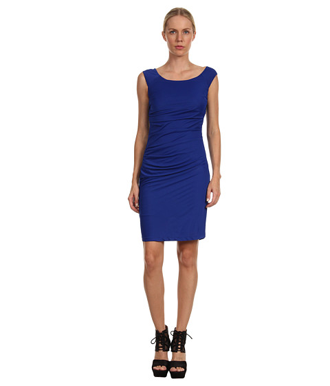 Versace Collection - G31802 G600862 G1371 (Cobalt/Cobalt/Academy) Women
