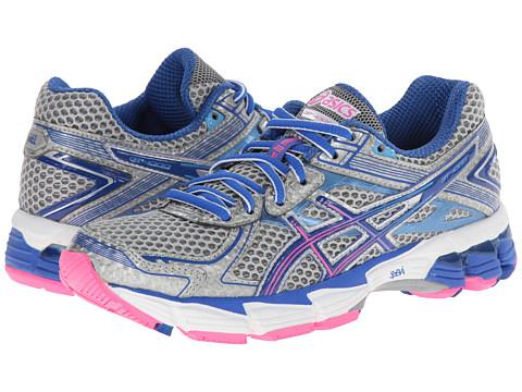 ASICS - GT-1000 2 (Lightning/Dazzling Blue/Hot Pink) Women's Running Shoes