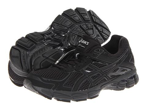 ASICS - GT-1000 2 (Black/Onyx/Lightning) Women's Running Shoes