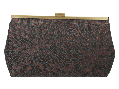 Nina - Luther (Black/Brown) Clutch Handbags
